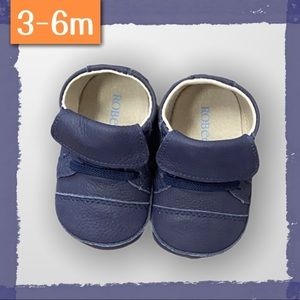Soft Soled Baby Shoes from Robeez - size 3-6m